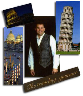 The traveling gourmet